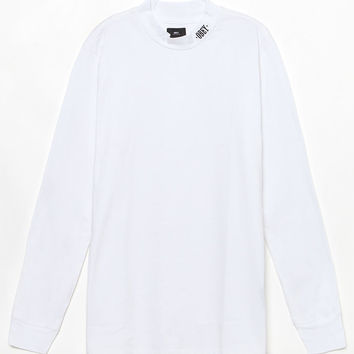 OBEY Linden Long Sleeve Mock Neck T-Shirt at PacSun.com