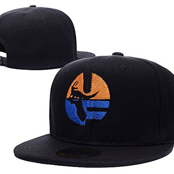 YUDUODUO Florida Gators Primary Logo Adjustable Snapback Embroidery Hats Caps