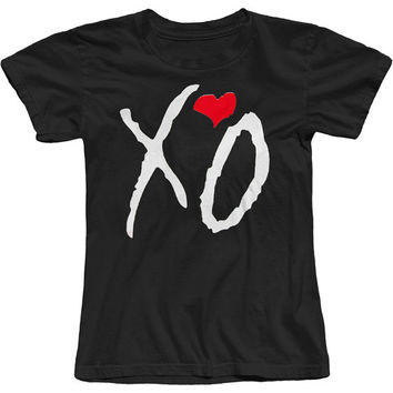 XO The Weeknd Hugs and Kisses Women's T-Shirt
