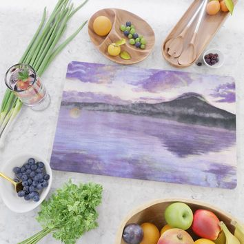 Mount Fuji Cutting Board by savousepate