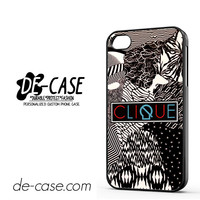 Twenty One Pilots Clique DEAL-11460 Apple Phonecase Cover For Iphone 4 / Iphone 4S
