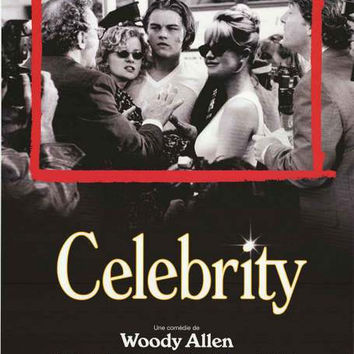 Celebrity Woody Allen Movie Poster 27x39
