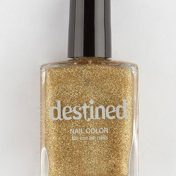 Destined Nail Color Fool's Gold One Size For Women 27398162101