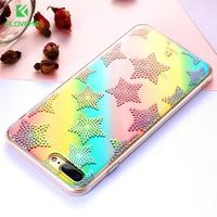 Colorful 3D Star Phone Case