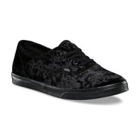 Velvet Authentic Lo Pro | Shop At Vans