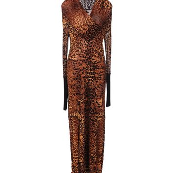Jean Paul Gaultier Maille Femme Long Dress
