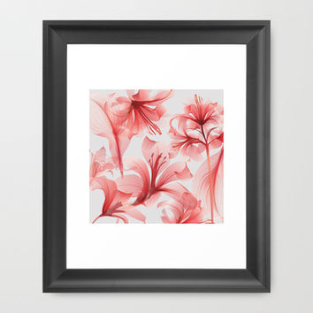 Spring Has Sprung Framed Art Print by All Is One