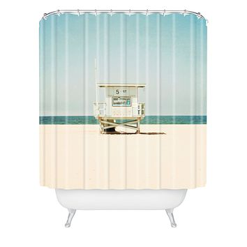Bree Madden 5th Street Shower Curtain