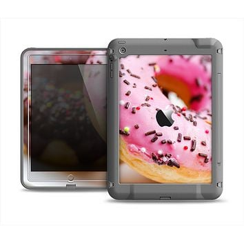 The Sprinkled Donuts Apple iPad Air LifeProof Fre Case Skin Set