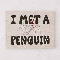 I Met A Penguin By Frank Asch - Urban Outfitters