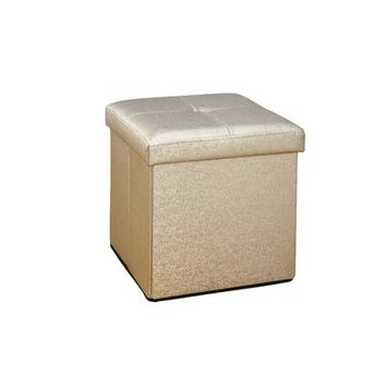 Three Posts Strickland Storage Ottoman | Wayfair