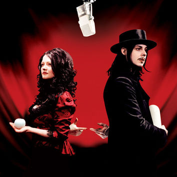 The White Stripes - Get Behind Me Satan LP