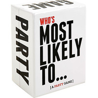 Who's Most Likely To... [A Party Game] Card Game