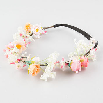 FULL TILT Flower Crown | Hair Accessories