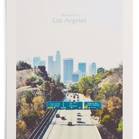 Arts District Printing Co. 'Welcome to Los Angeles'