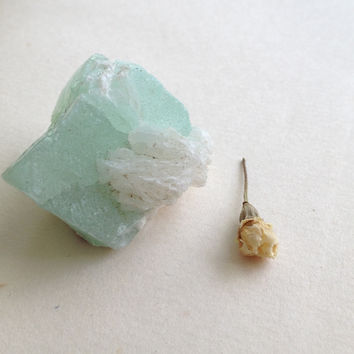 Raw Prehnite from Mumbai