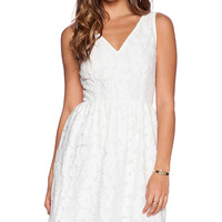BB Dakota Phaedra Dress in White