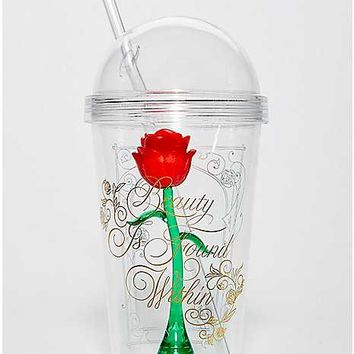 Rose Beauty and the Beast Cup - Spencer's