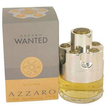 Azzaro Wanted by Azzaro Eau De Toilette Spray 1.7 oz