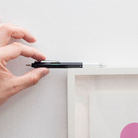 Kikkerland Design Inc » Products » Pen Multi Tool Black And Silver