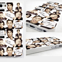 1D ONE DIRECTION IPHONE 4/4S/5/5C/6/6 plus,samsung galaxy CASE COVER/HARRY/NIALL