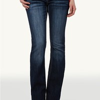 Curvy Boot Cut Jeans