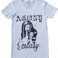 THE AGONY AND ECSTASY TEE