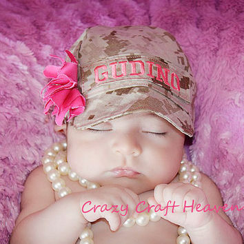 U.s. Marines hat, Military cap, Baby military Baby hat