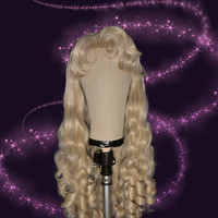 Sleeping Beauty Aurora Wig - Theme Park Style by Fairytale Wigs