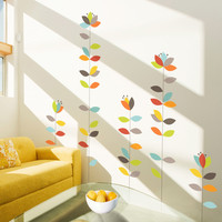 In Bloemen Wall Decals