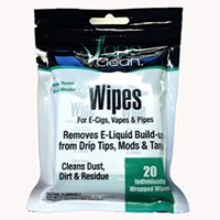 VAPE CLEAN 20 WIPES