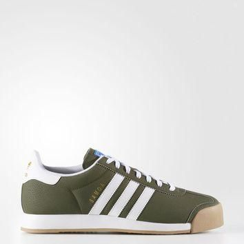 adidas Samoa Shoes - Orange | adidas US