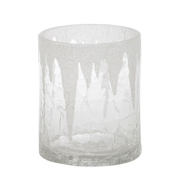 Small Icicle Votive Holder By Yankee Candle