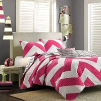 Mizone Libra Coverlet Set