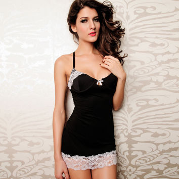 Cute Hot Deal On Sale Lace Soft Sexy Club Sleepwear Exotic Lingerie [6596729475]