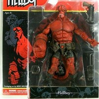 Hellboy Comic Book Action Figure