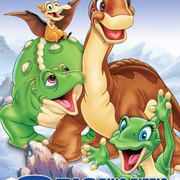 THE LAND BEFORE TIME: 2 DINO-RIF