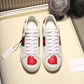 DCCKDV3 Gucci Couples Casual Shoes