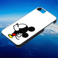 mickey Mouse Kiss for iPhone, iPod, Samsung Galaxy, HTC One, Nexus **
