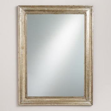 Silver Evony Mirror - World Market