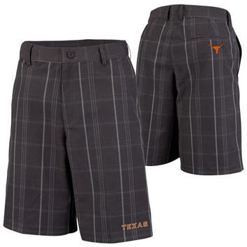 Texas Longhorns Woven Shorts - Charcoal