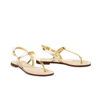 Lilly Pulitzer Jackie Leather Sandal