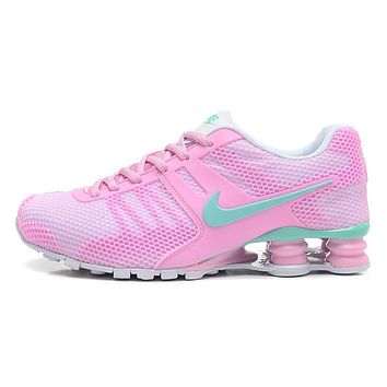 496f89e9406078 Nike Shox Current Woman Men Fashion Breathable Sneakers Sport Shoes