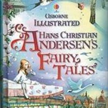 Illustrated Hans Christian Andersen Fairy Tales Hardback