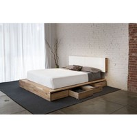 MASH Studios LAX Storage Platform Bed - King