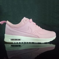 Nike AIR MAX THEA PRM Running Sport Shoes Sneakers Shoes Pink