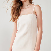 SIR the label Gracie Pink Tie-Back Dress | Urban Outfitters