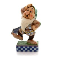 Jim Shore Sleepy Slide Figurine