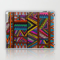 NAHUALA Laptop & iPad Skin by Kris Tate