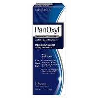 PanOxyl® Acne Foaming Wash with 10% Benzoyl Peroxide - 5.5 oz